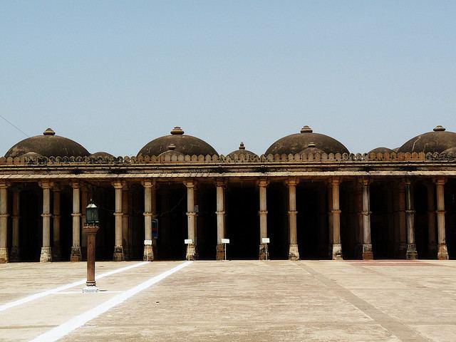 Sarkhej in the past, History of Sarkhej