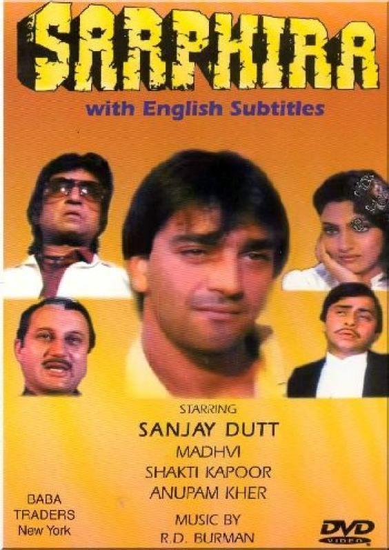 Sarphira 1992 Full Movie Watch Online Free Hindilinks4uto