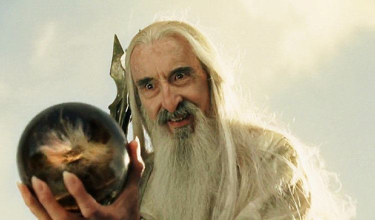Saruman It39s Over Gandalf We Need to Unite Behind Saruman to Save Middle