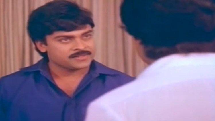 Sarvadaman D. Banerjee Swayamkrushi Movie Chiranjeevi Slapping Sarvadaman D