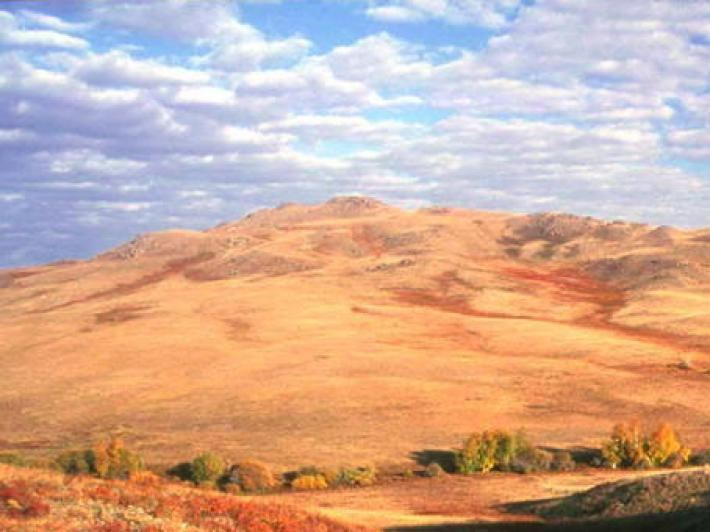 Saryarka — Steppe and Lakes of Northern Kazakhstan Saryarka Steppe and Lakes of Northern Kazakhstan SILK ROAD