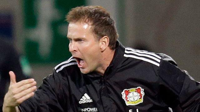 Sascha Lewandowski Leverkusen cocoach Lewandowski leaves post Sportsnetca