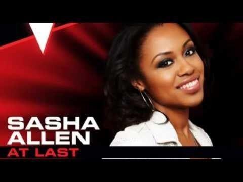 Sasha Allen Sasha Allen At Last Studio Version The Voice 2013