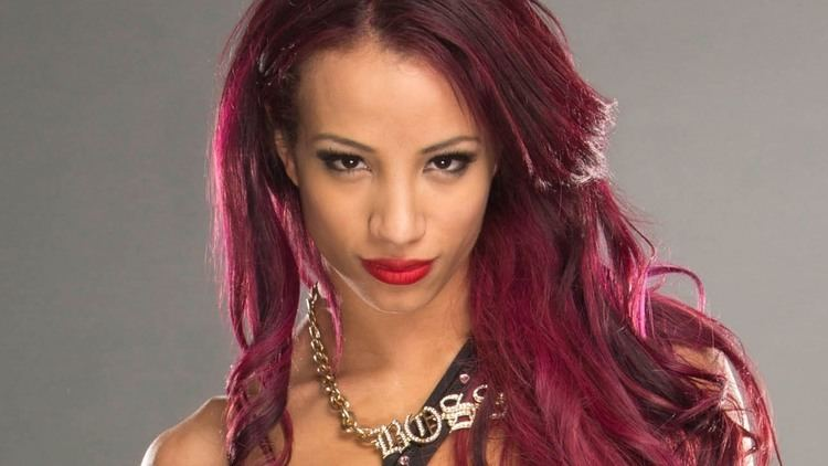 Sasha Banks Women39s Champion Sasha Banks on NXT39s Growing Popularity