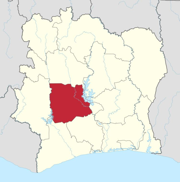Sassandra-Marahoué District