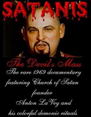 Satanis SATANIS THE DEVILS MASS 1970Frightcom review