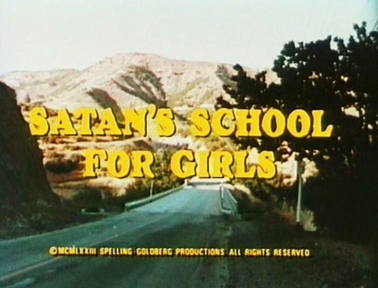 Satans School for Girls (1973 film) movie scenes Satan s School for Girls 1973 The Initiation of Sarah 1978