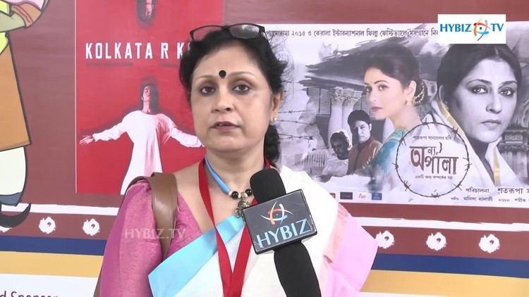 Satarupa Sanyal Satarupa Sanyal Film Director Hyderabad Bengali Film Festival 2016