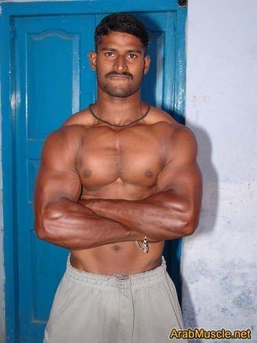 Sathish Bodybuilder R Sathish from Nagappattinam