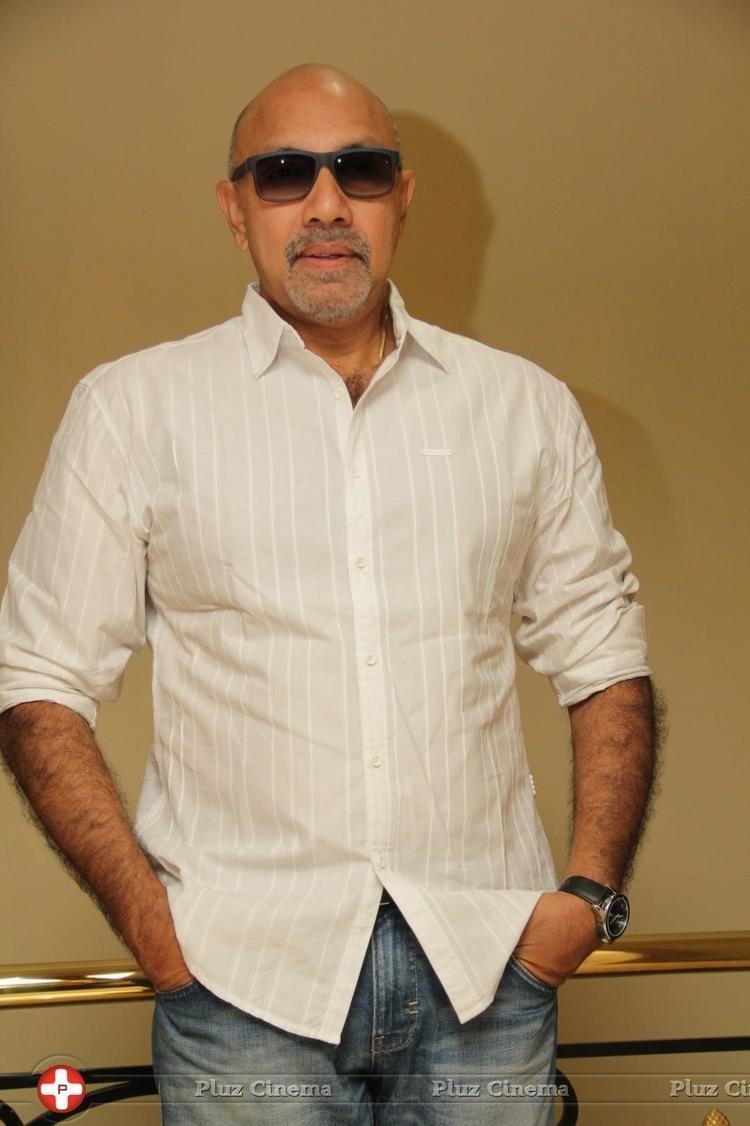 Sathyaraj Sathyaraj poojai movie press meet photos picture 840029