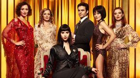 Satisfaction (Australian TV series) Satisfaction Television New Zealand Entertainment TVNZ 1 TVNZ 2