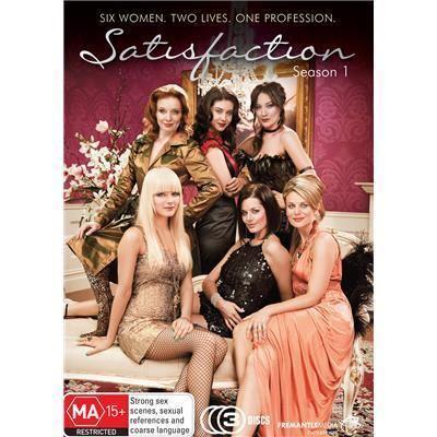 Satisfaction (Australian TV series) JB HiFi Satisfaction Series 1 3 DVD