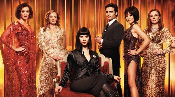 Satisfaction (Australian TV series) television thekayla