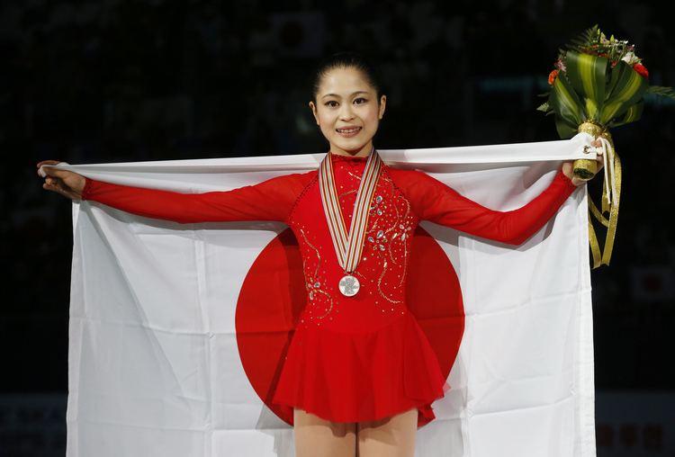 Satoko Miyahara Miyahara earns silver at worlds The Japan Times