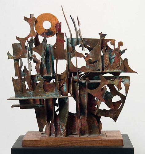 Satoru Abe Sculpture 2 by Satoru Abe