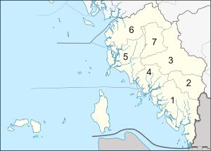 Satun Province Wikipedia