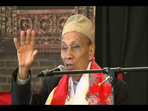 Satya Mohan Joshi Dr Satya Mohan Joshis speech about Newa n Newa Cultural YouTube