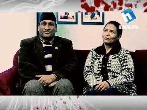 Satya Pahadi Jeevan Saathi with Shakti Basnet and Satya Pahadi Promo YouTube