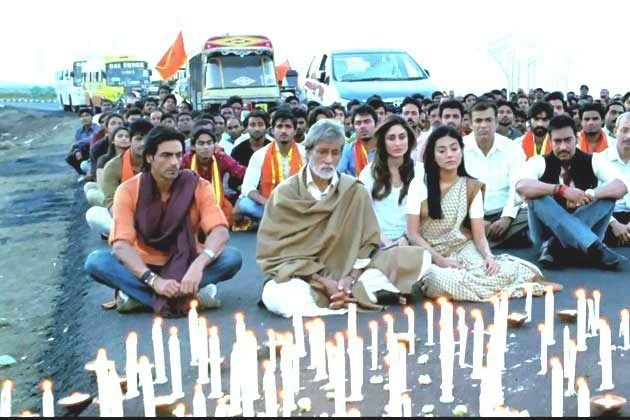 Satyagraha Movie Review 36530