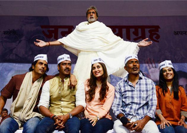 Satyagraha not based on Anna Hazare Prakash Jha NDTV Movies