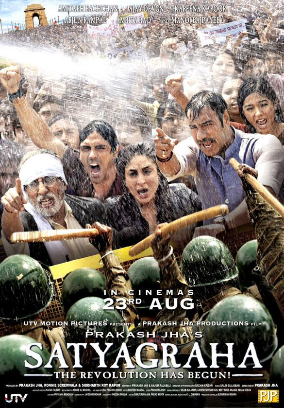 Satyagraha Latest News Videos Photos Bollywood Hungama