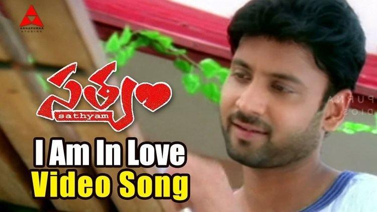 Satyam (2003 film) I Am In Love Romantic Video Song Satyam Movie Sumanth Genelia