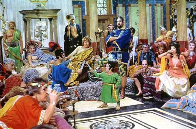 Satyricon (1969 Polidoro film) ftv01stbmitimgbankGALLERYXLSA01992303JPG