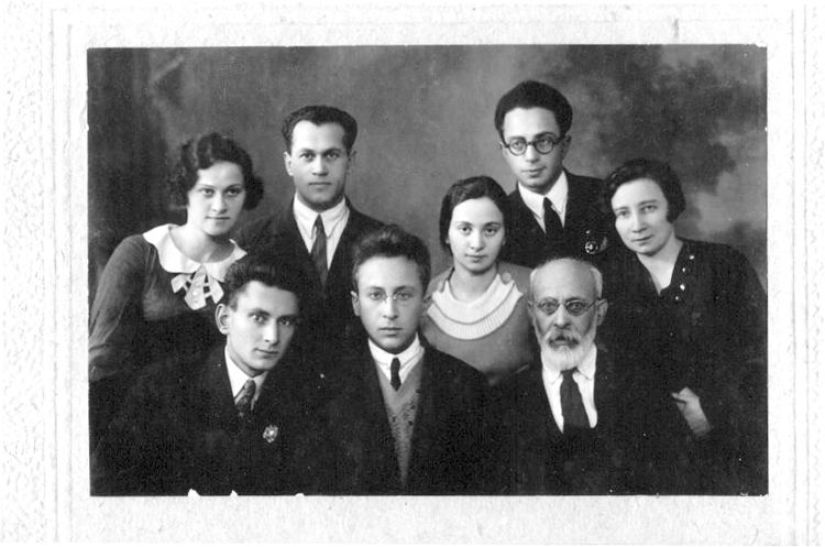Saul Abramzon Saul Abramzon 1905 1977 Genealogy