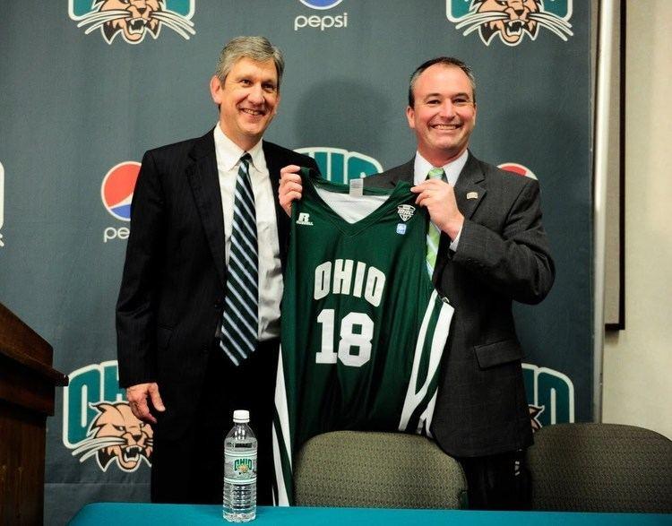 Saul Phillips (basketball) Ohio Men39s Basketball Saul Phillips Day One as a Bobcat