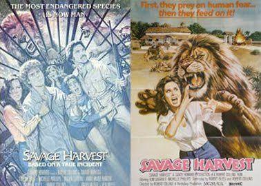 Savage Harvest (1981 film) Unseen Films Savage Harvest 1981