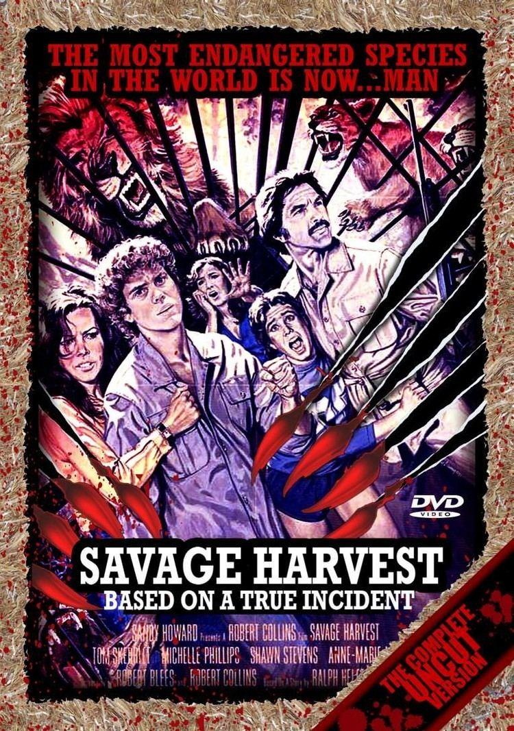 Savage Harvest (1981 film) Savage Harvest 1981 DVD Twistedanger