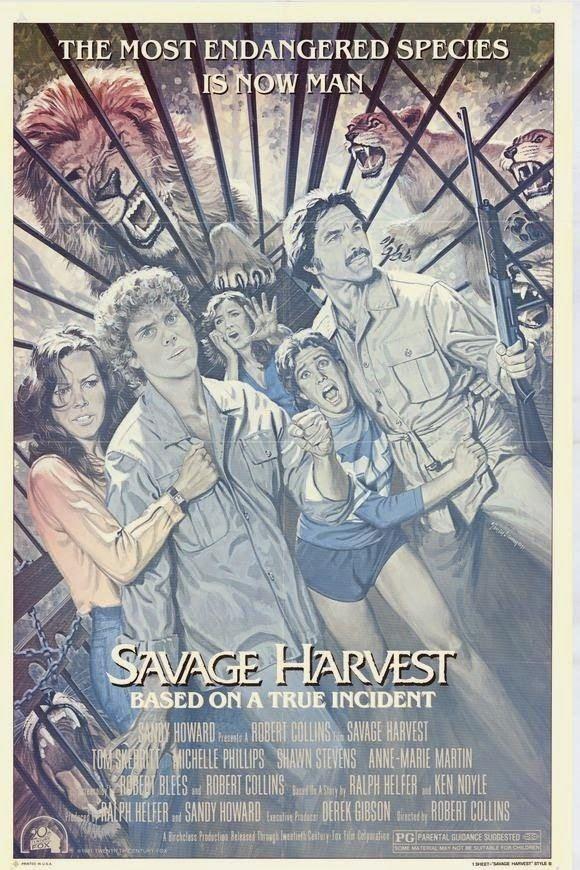 Savage Harvest (1981 film) Cool Ass Cinema Savage Harvest 1981 review