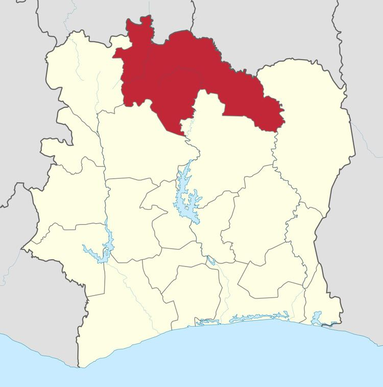 Savanes Region (Ivory Coast)