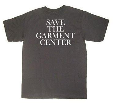 Save the Garment Center