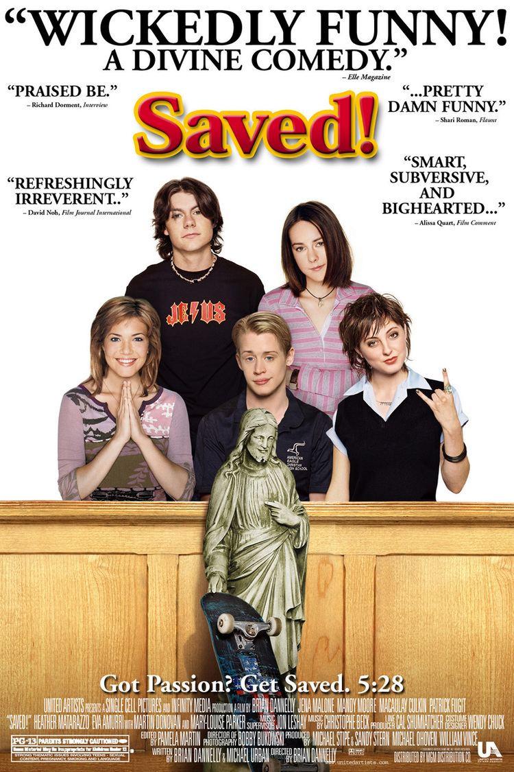 Saved! wwwgstaticcomtvthumbmovieposters79791p79791