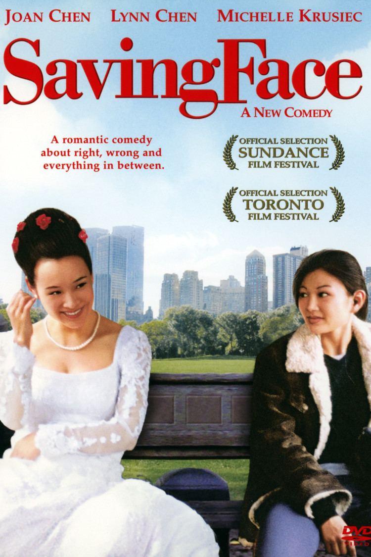 Saving Face (2004 film) wwwgstaticcomtvthumbdvdboxart88291p88291d