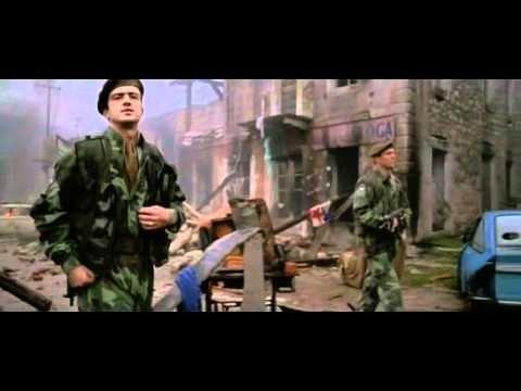 Savior (film) Clip from Savior 1998 YouTube