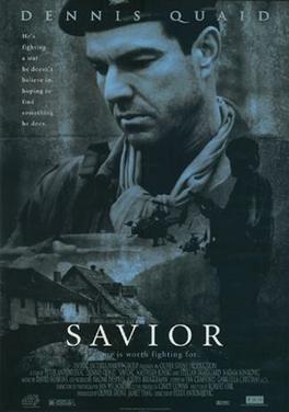 Savior (film) Savior film Wikipedia
