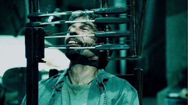 Saw IV Jump Scares In Saw IV 2007 Wheres The Jump
