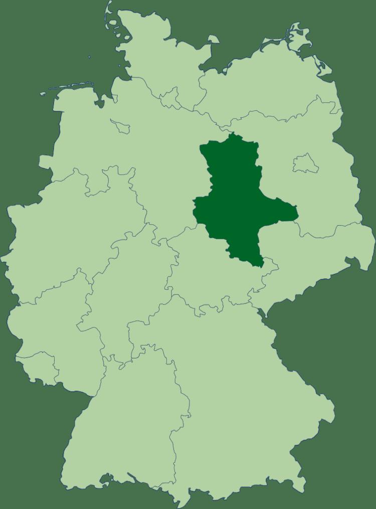 Saxony Anhalt in the past, History of Saxony Anhalt