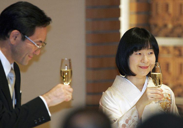 Sayako Kuroda Sayako Kuroda and Yoshiki Kuroda The Bride Sayako Kuroda