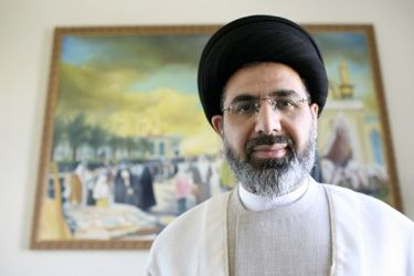 Sayed Moustafa Al-Qazwini Imam Sayed Moustafa alQazwini On Rebuilding Iraq Neon Tommy