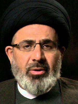 Sayed Moustafa Al-Qazwini Imam Sayed Moustafa AlQazwini Muslim Public Affairs Council
