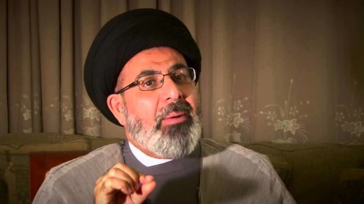 Sayed Moustafa Al-Qazwini Sayed Moustafa AlQazwini Prophet Adam and Imam Hussain