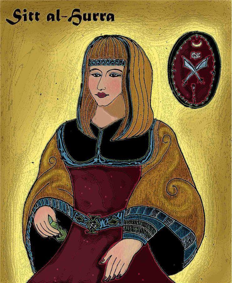 Sayyida al Hurra Sayyida al Hurra Adventures of Pirate Queen of Islamic West