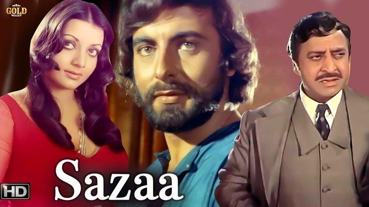 Sazaa (1972 film) Sazaa (1972 film)