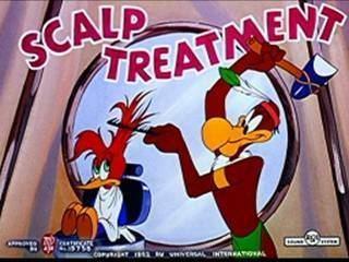 Scalp Treatment movie poster