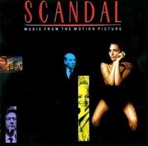 Scandal (1989 film) Scandal Soundtrack details SoundtrackCollectorcom