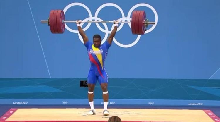 Óscar Figueroa (weightlifter) scar Figueroa weightlifter Wikipedia