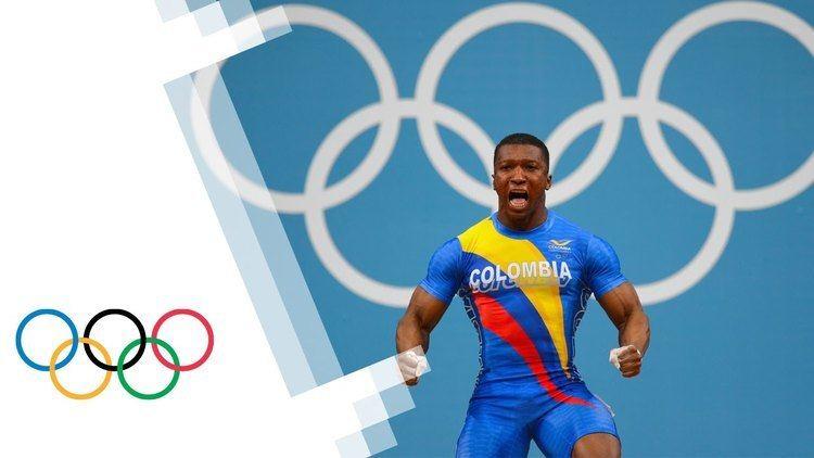 Óscar Figueroa (weightlifter) Oscar Albeiro Figueroa Mosquera Breaks Olympic Weightlifting Record